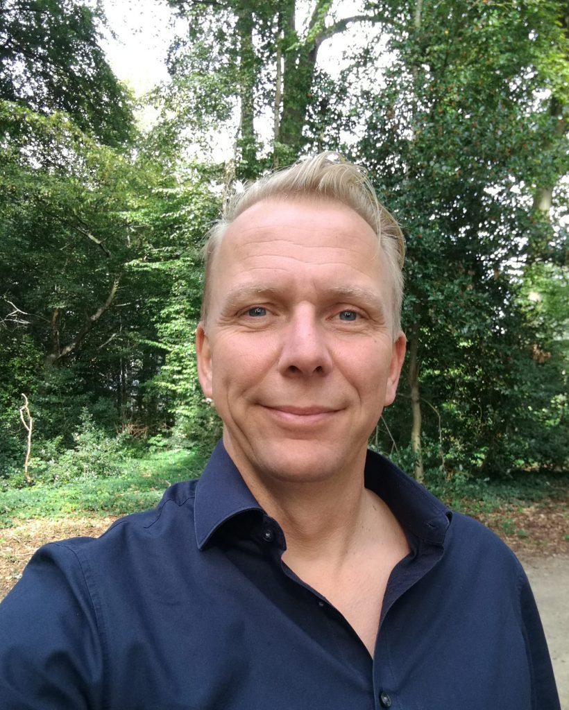 Maarten Groen Trainer bij Nieuw Stoer - Begin Met Nietroken -